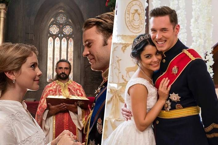 Favorite Netflix romantic holiday movie: 'A Christmas Prince 2' or 'The Princess Switch ...