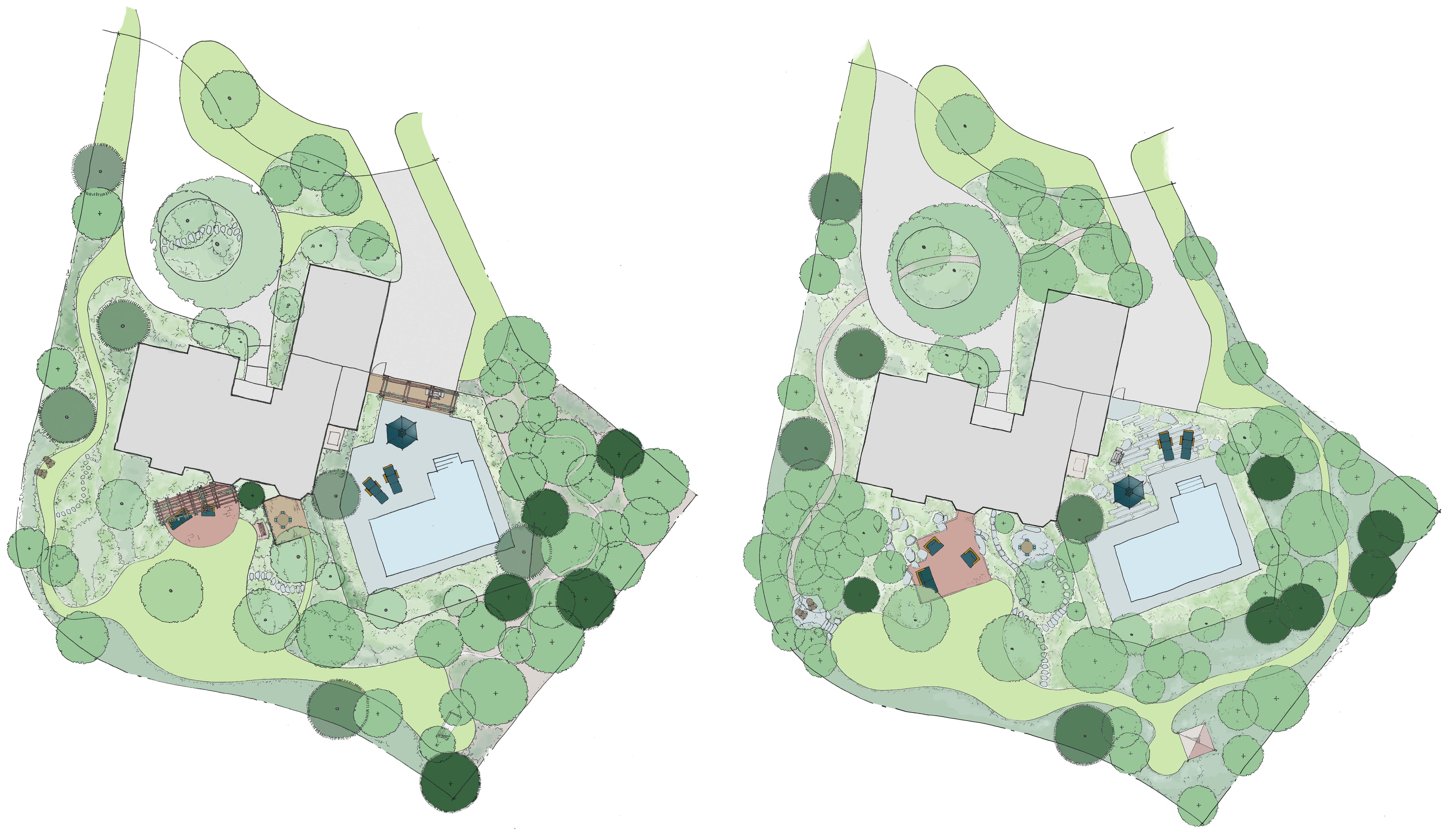 Inspirational Free Online Landscape Design tool