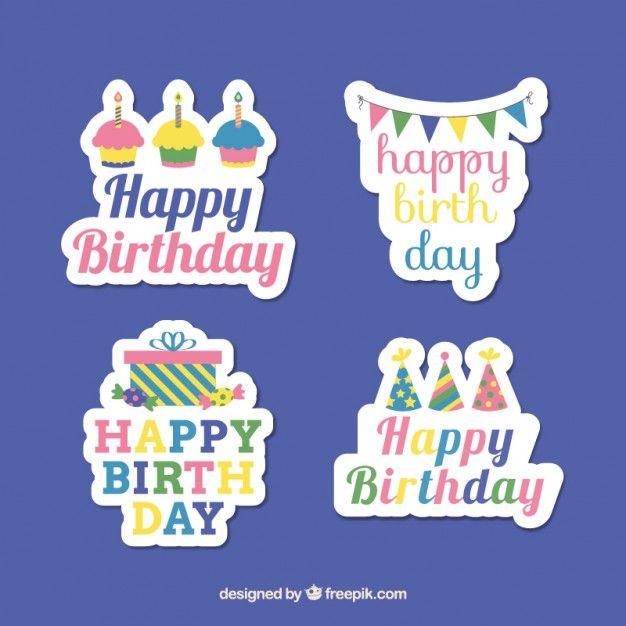 Download Birthday Stickers For Free Dengan Gambar Stiker Kuda