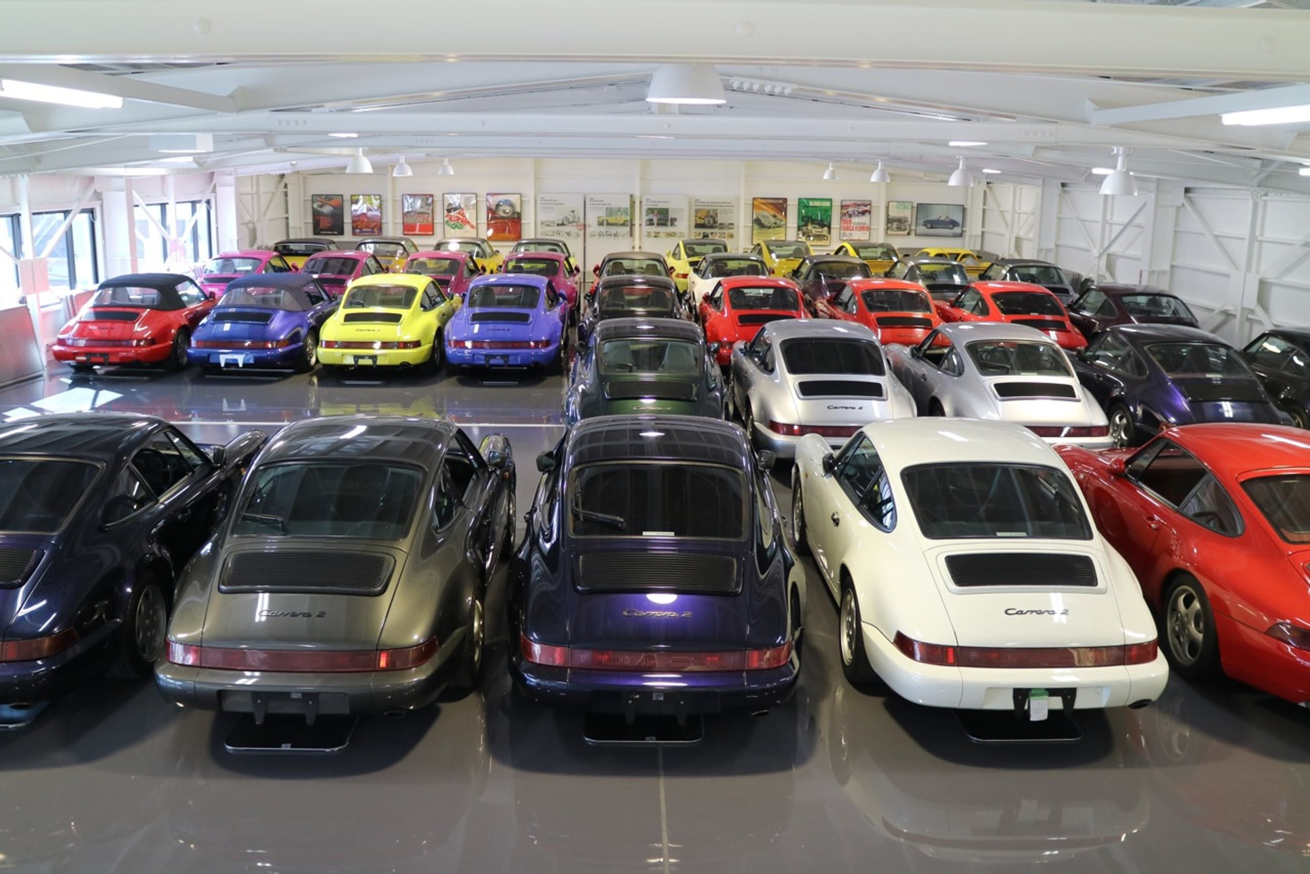 My father likes Porsches apparently...