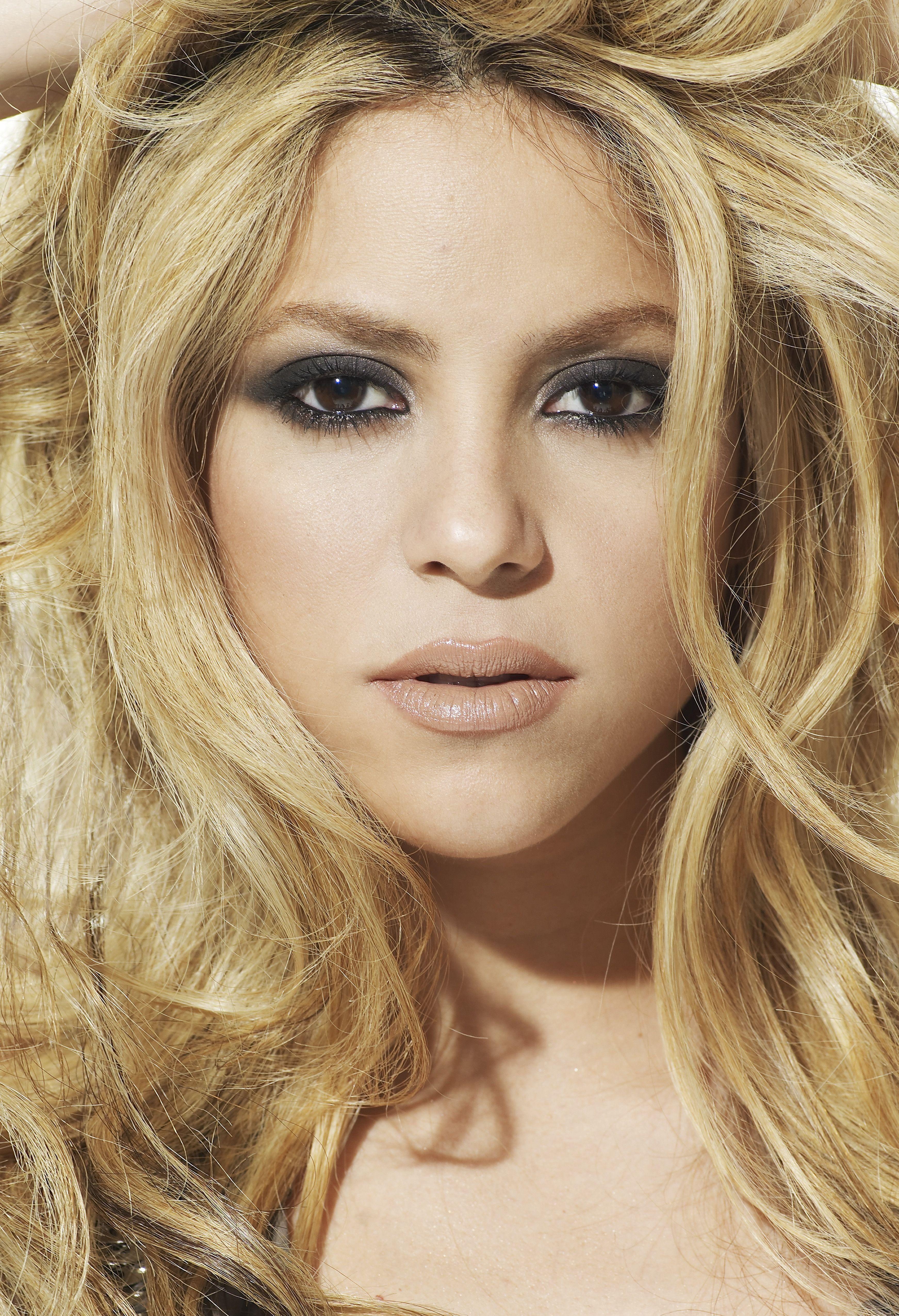 Shakira Shakira V Fotosessii Marka Batista Marc Baptiste Dlya