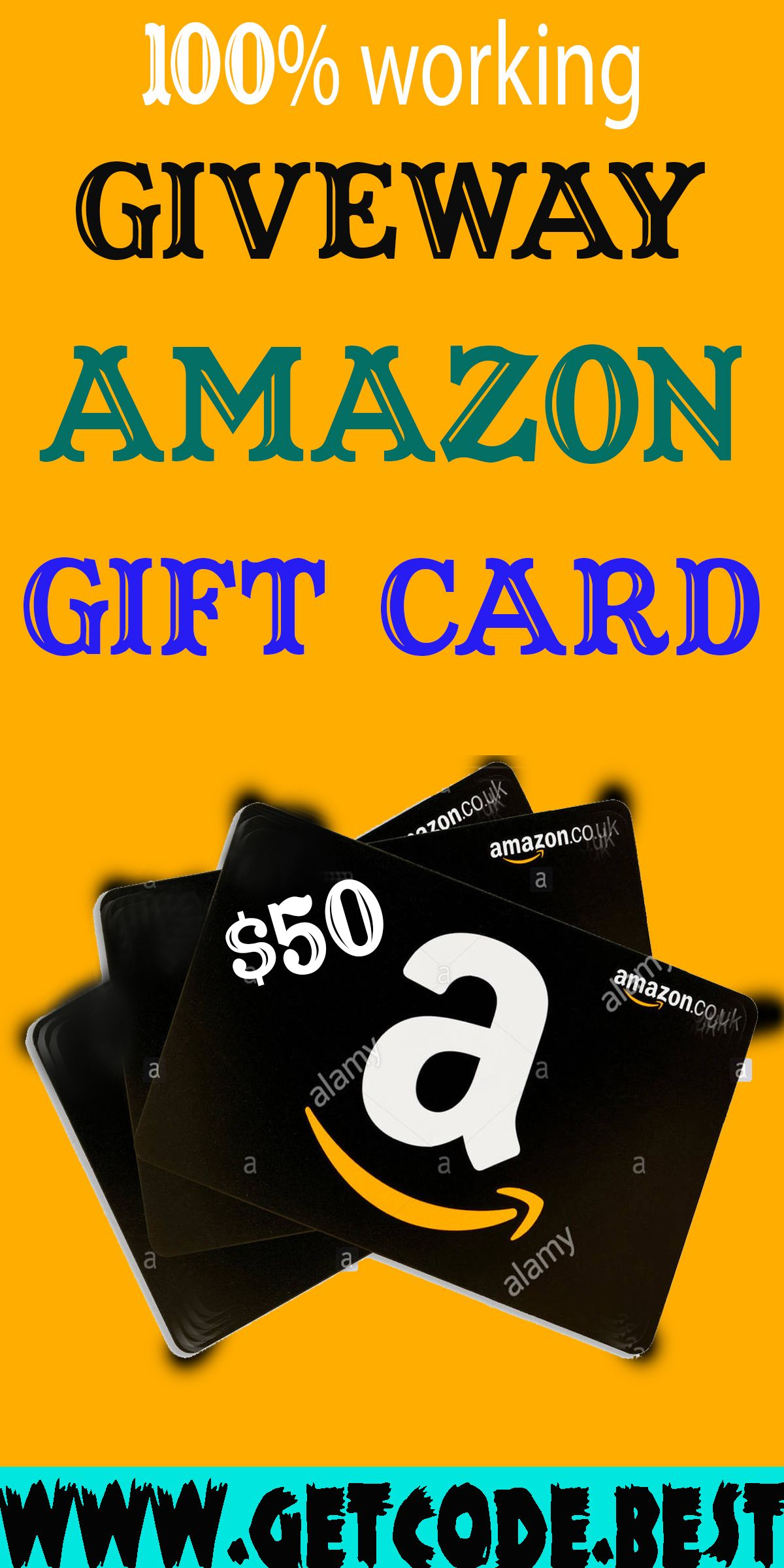 Photo of Get a $50 amazon gift card completely free !!!!
