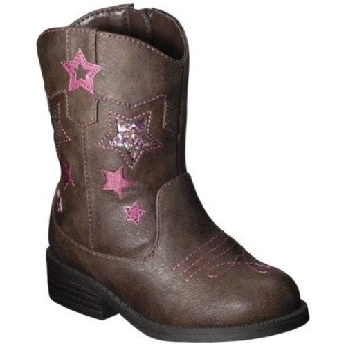 7546bb8663df Cherokee Toddler Little Girls Cowboy Boots New Size 5 6 7 8 9 10 11 12  Cowgirl