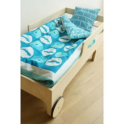 Ropa de cama para niños con diseños muy atractivos Camas para