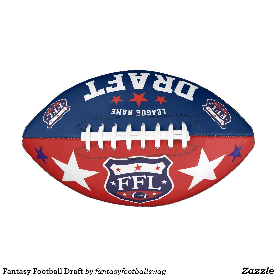 Fantasy football draft football draft