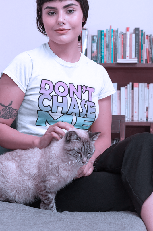 Don't Chase Me Classic TShirt in 2020