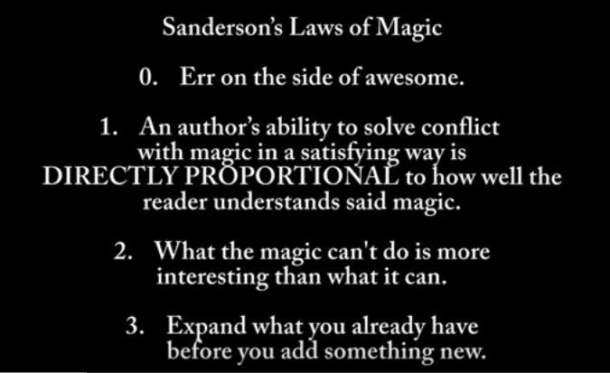 brandon sanderson writing advice tumblr