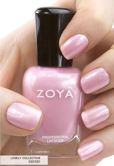 Zoya Nail Polish Lovely Zoya Professional Nail Lacquer Are