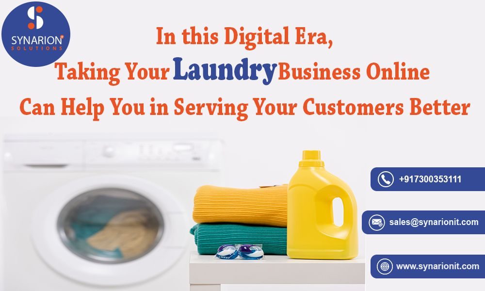Are You Looking To Develop A Laundry Mobile App In This Digital