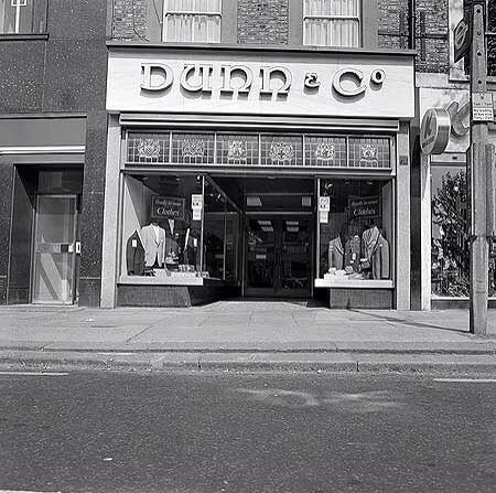Dunn & Company, 758 High Street, North Finchley, Finchley, London.
