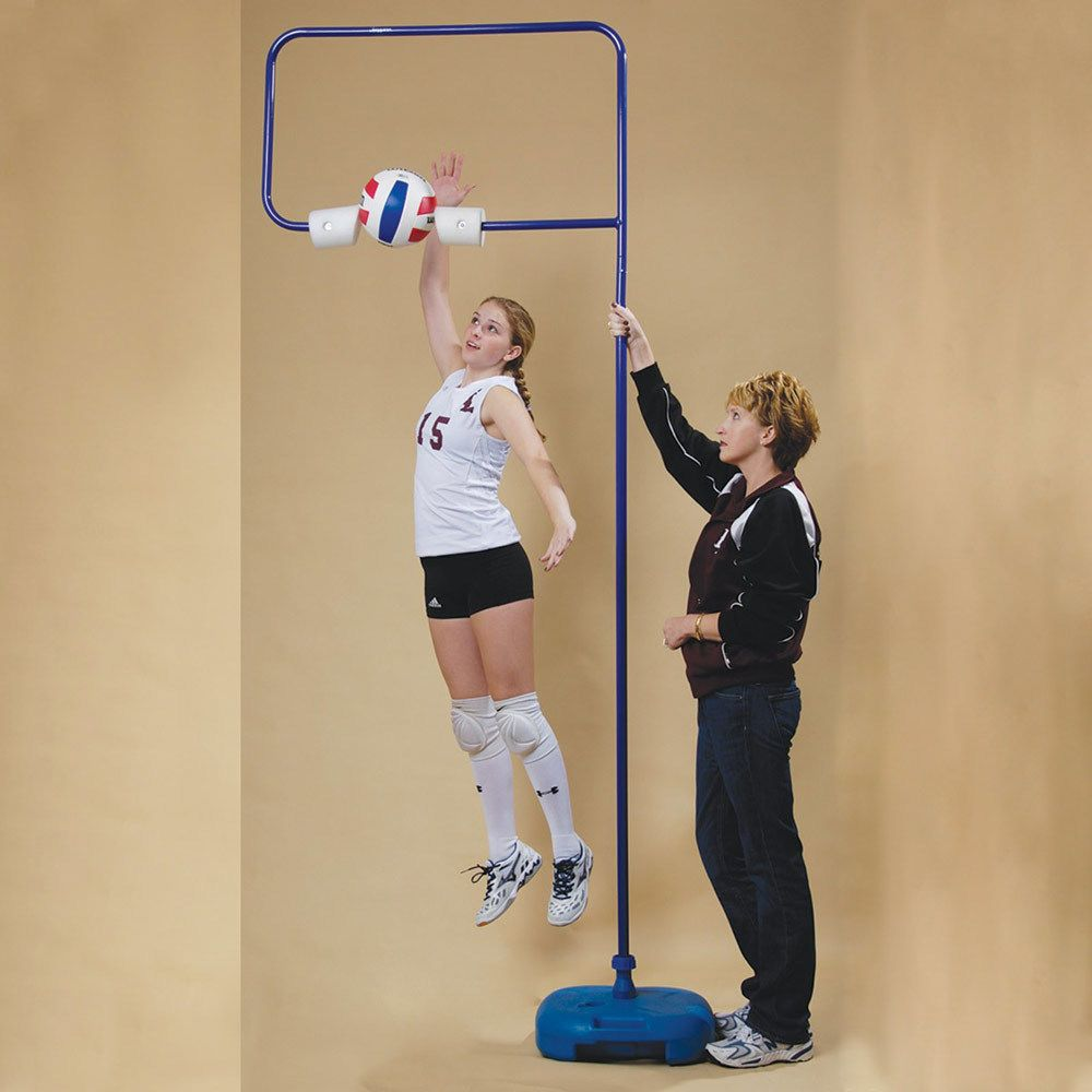 The Spiker From Jaypro Volleyball Workouts Volleyball Training Volleyball Practice