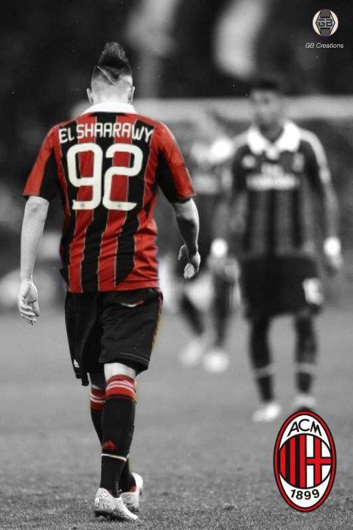 Stephan El Shaarawy Ac Milan Wallpaper Olahraga