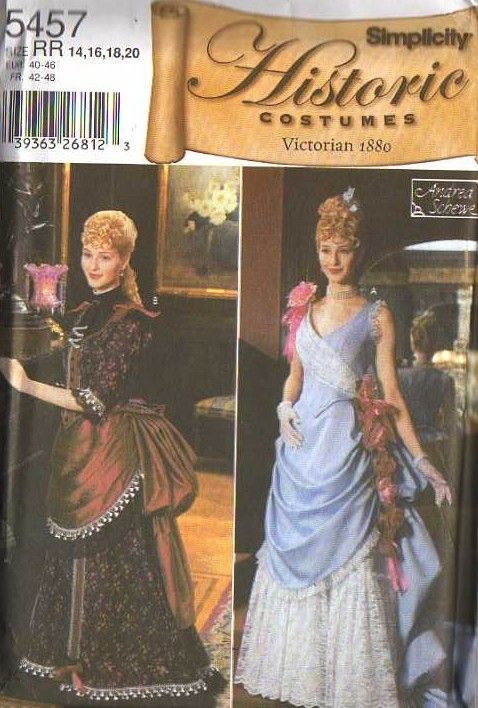 simplicity 5457   Patterns I would like to own   Pinterest