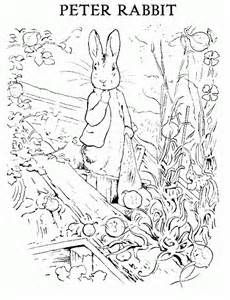 Mr Mcgregor S Garden Printables Bing Images Rabbit Colors Peter Rabbit And Friends Colouring Pages