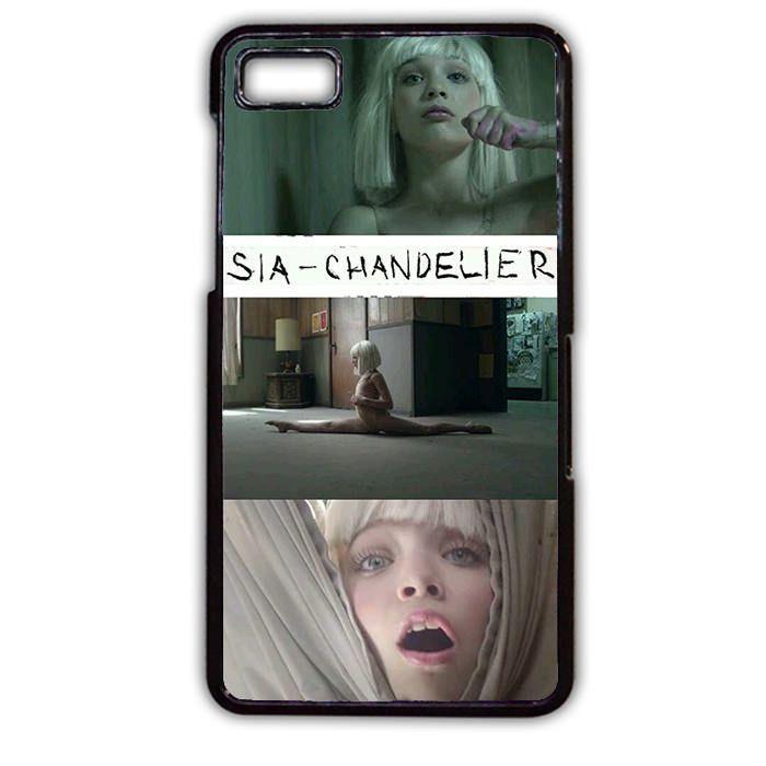 Sia Chandelier TATUM-9586 Blackberry Phonecase Cover For Blackberry Q10, Blackberry Z10