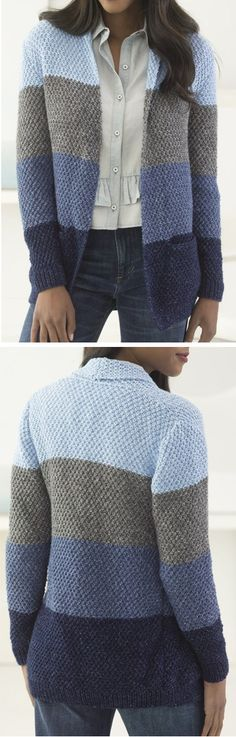 Downloads video easy beginners cardigan for knit