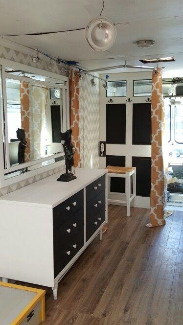 Mobile Boutique Dressing Room  Sueetest Tabu Mobile