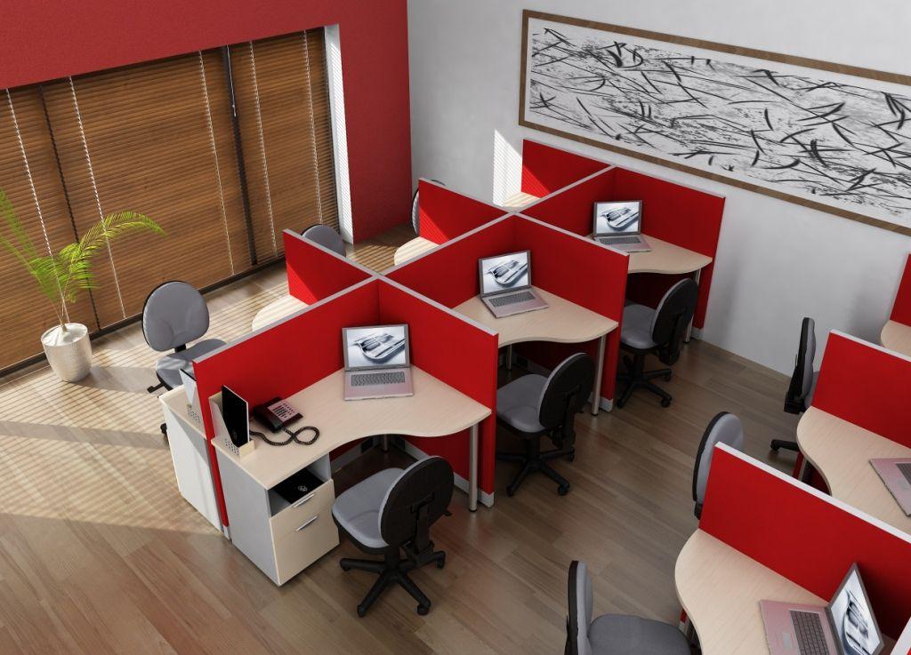 , Diseño De Oficinas Modulares, Carles Pen, Carles Pen