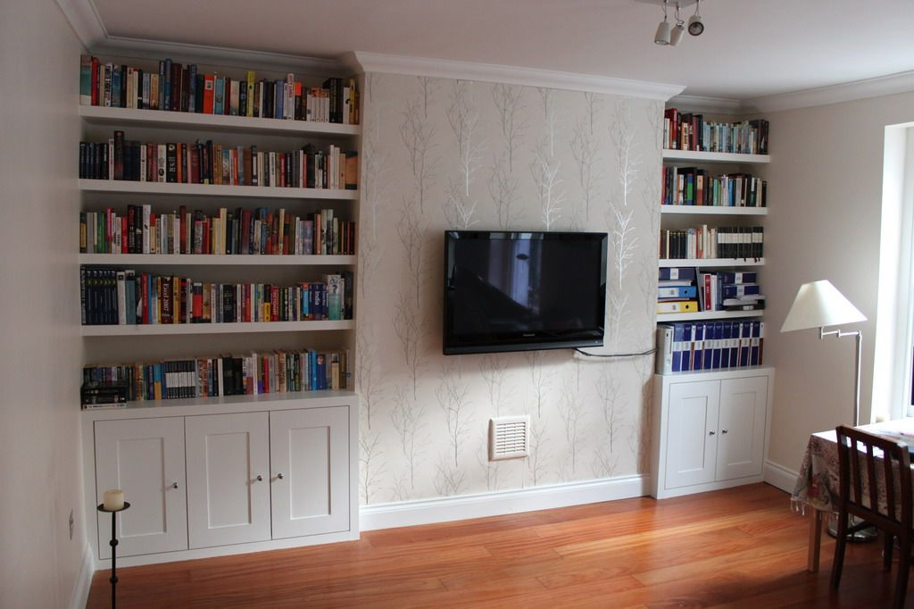 Fitted Wardrobes Examples In London Wardrobe Interior Design Pictures Check Our Alcove Units And Bookshelves With Cupboards Floating Shelves