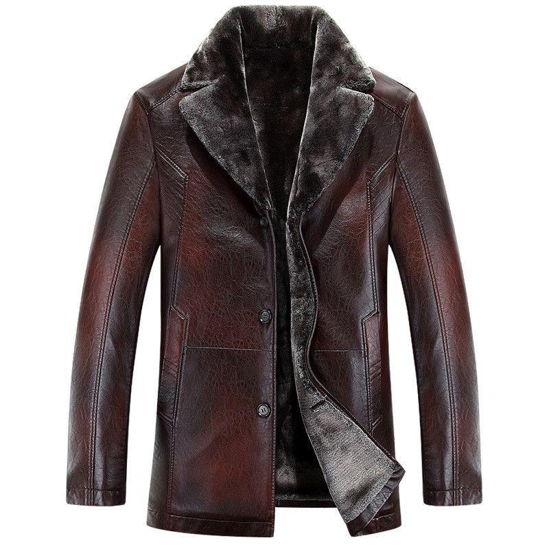 Plush Winter Coat
