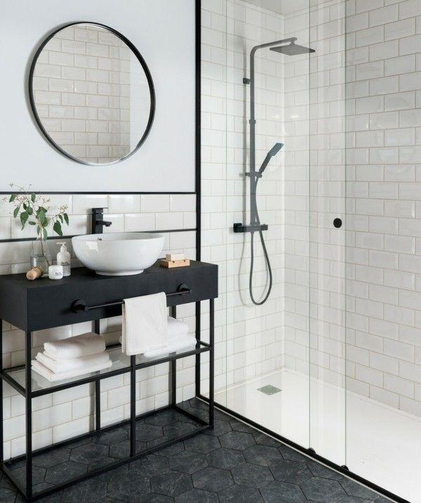 76 Kuche U Form Gunstig In 2020 Bad Fliesen Designs Badezimmer Schwarz Badezimmereinrichtung