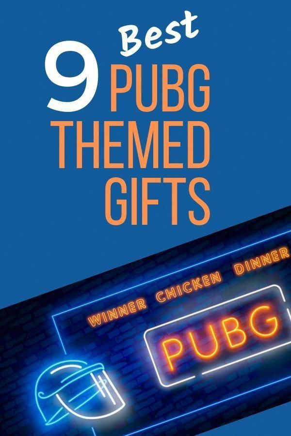 Check Out These Pubg Gifts For Boyfriend Or Husband Or