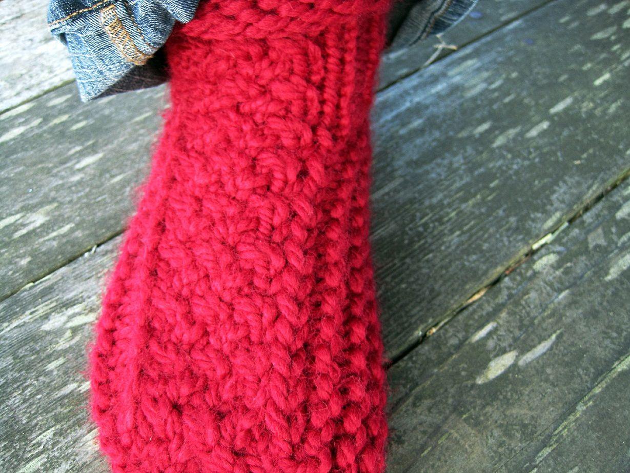 torridToes Slipper Boots – Free Knitting Pattern | j.erin Knits ...