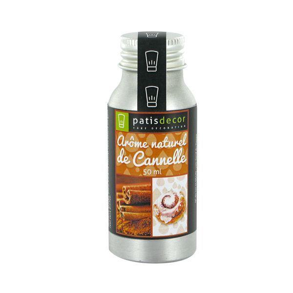 Arôme naturel Cannelle Patisdécor 50 ml