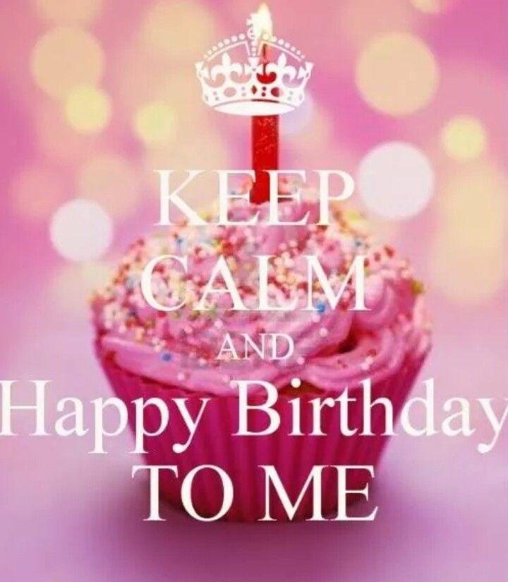Keep Calm and Happy Birthday To Me! | Ευχαριστηριες καρτες ...