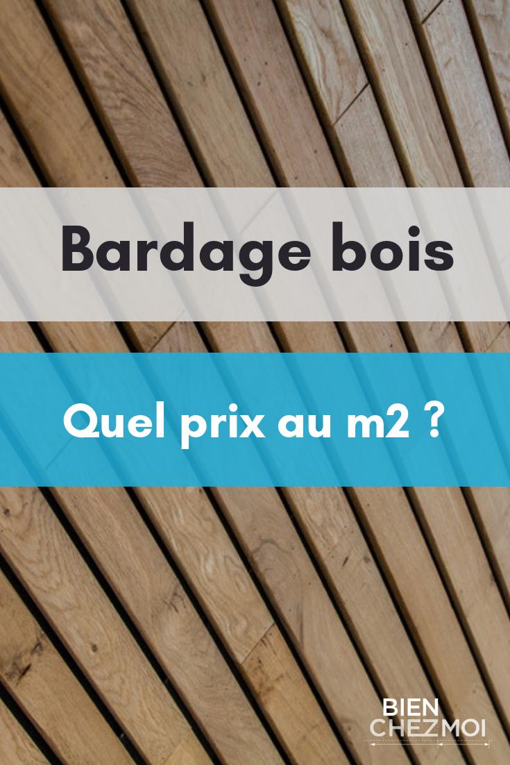 Prix Bardages Le Cout Au M De L Isolation Par L Exterieur Bardage Bois Bardage Bardage Bois Exterieur