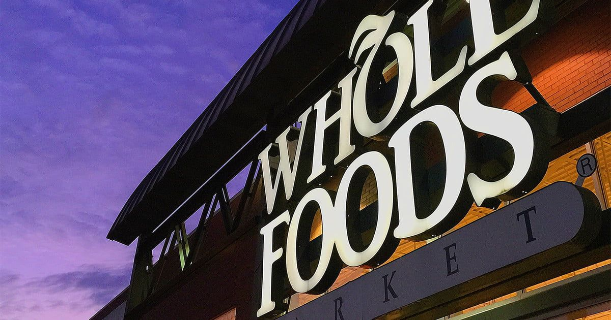 The Amazon Rewards Visa Cards Gets You 5 Off Whole Foods