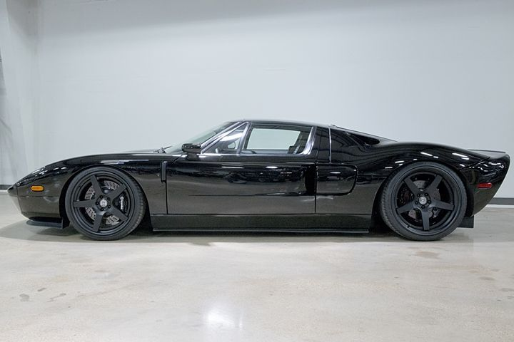 Gas Monkey Garage S 800 Hp Ford Gt Is Up For Sale Gas Monkey