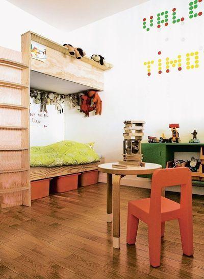 Chambre d\'enfants : nos idées pour aménager un espace dédié aux ...