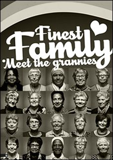 Granny's Finest | Designed by the new, produced by the best, worn by the greatest | Oma's breien design