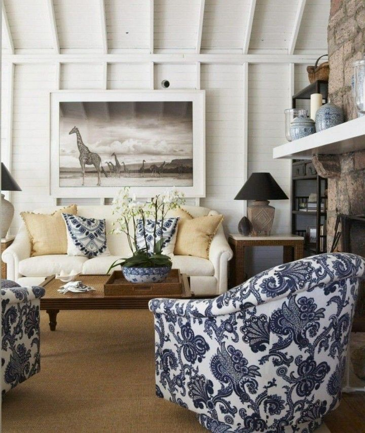 Colonial Home Design Ideas:  Colonial Style Interior Design Decorating Ideas In 2020