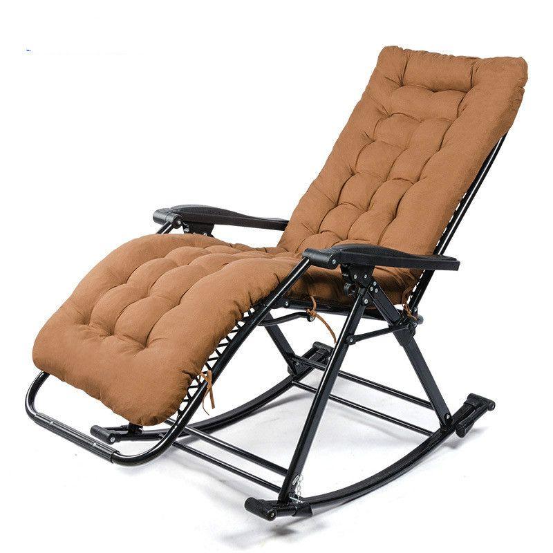 Relax Lounge Stoel.Goedkope Comfortabele Relax Schommelstoel Vouwen Lounge Stoel Relax