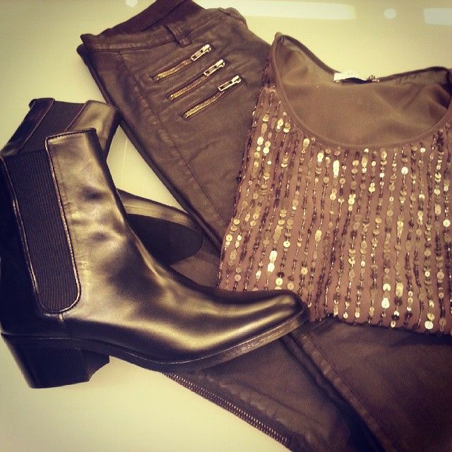 Chocolate Dream Outfit with Raffaello Rossi denim. #chocolate #dream #raffaellorossi #perfectfit #mmm #lookbook