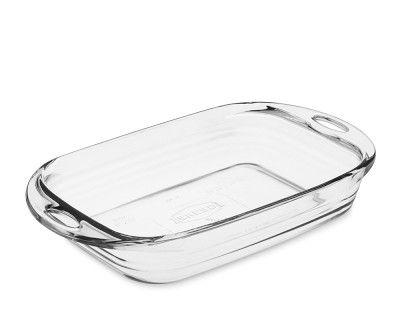Baked Glass Baking Dish Rectangular 9 X13 Legendary New York