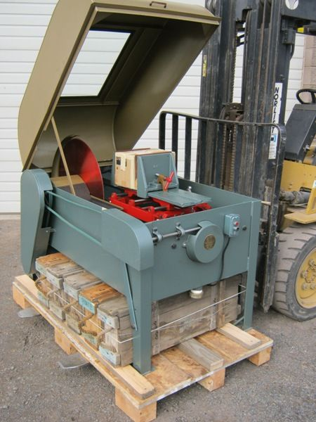 CIGARBOXROCK com - Rebuild classic Lapidary Equipment  We have