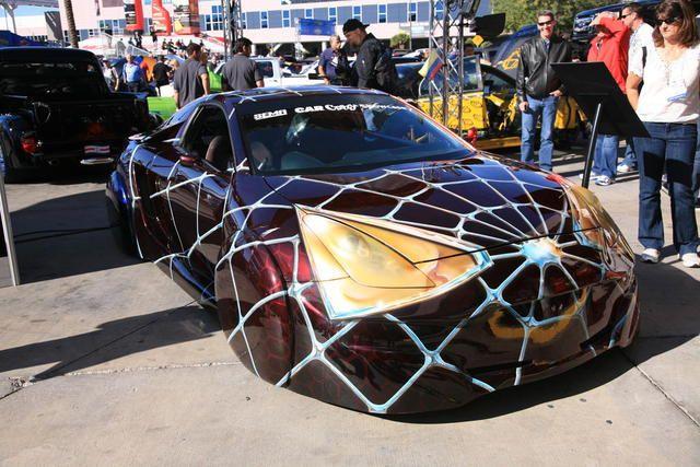 Pin on Crazy Custom Cars