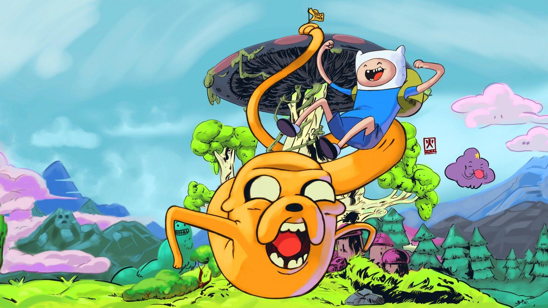 Adventure Time Wallpapers HD Wallpaper 1920×1080 Adventure