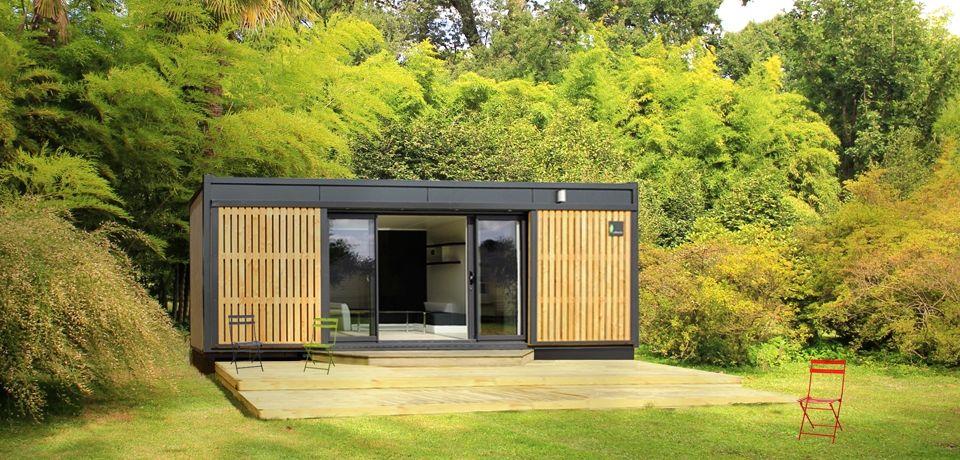 my garden loft fabricant de modules studio bois pour le. Black Bedroom Furniture Sets. Home Design Ideas