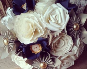navy gold and cream wedding colors - Google Search