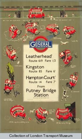 Poster 1983/4/3013 - Poster and Artwork collection online from the London Transport Museum