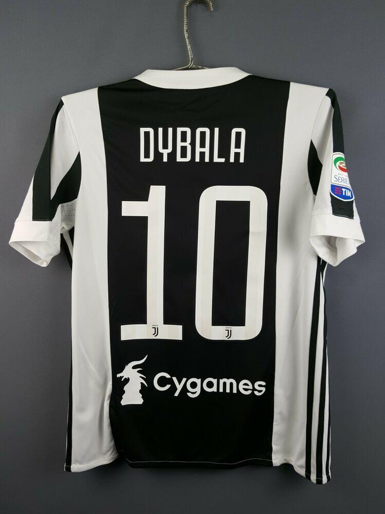 best loved dea7e 4e779 Advertisement(eBay) 5/5 Dybala Juventus kids jersey 13-14 ...