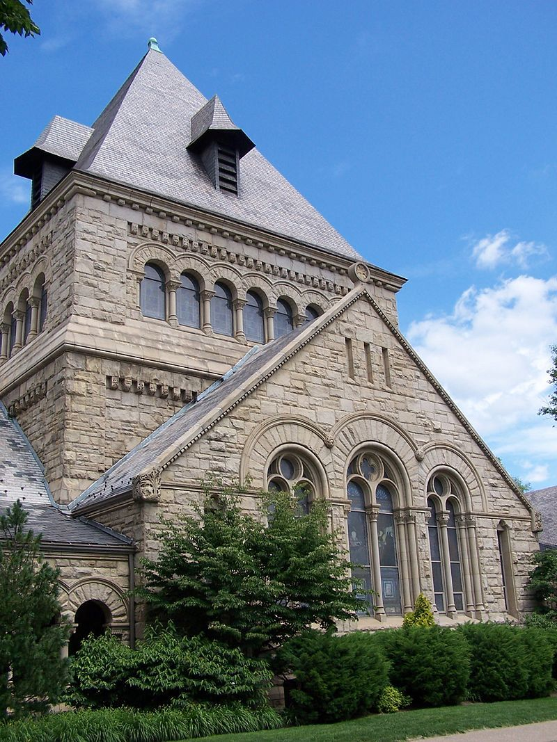 Shadyside Presbyterian Church, Pittsburgh. Shepley, Rutan