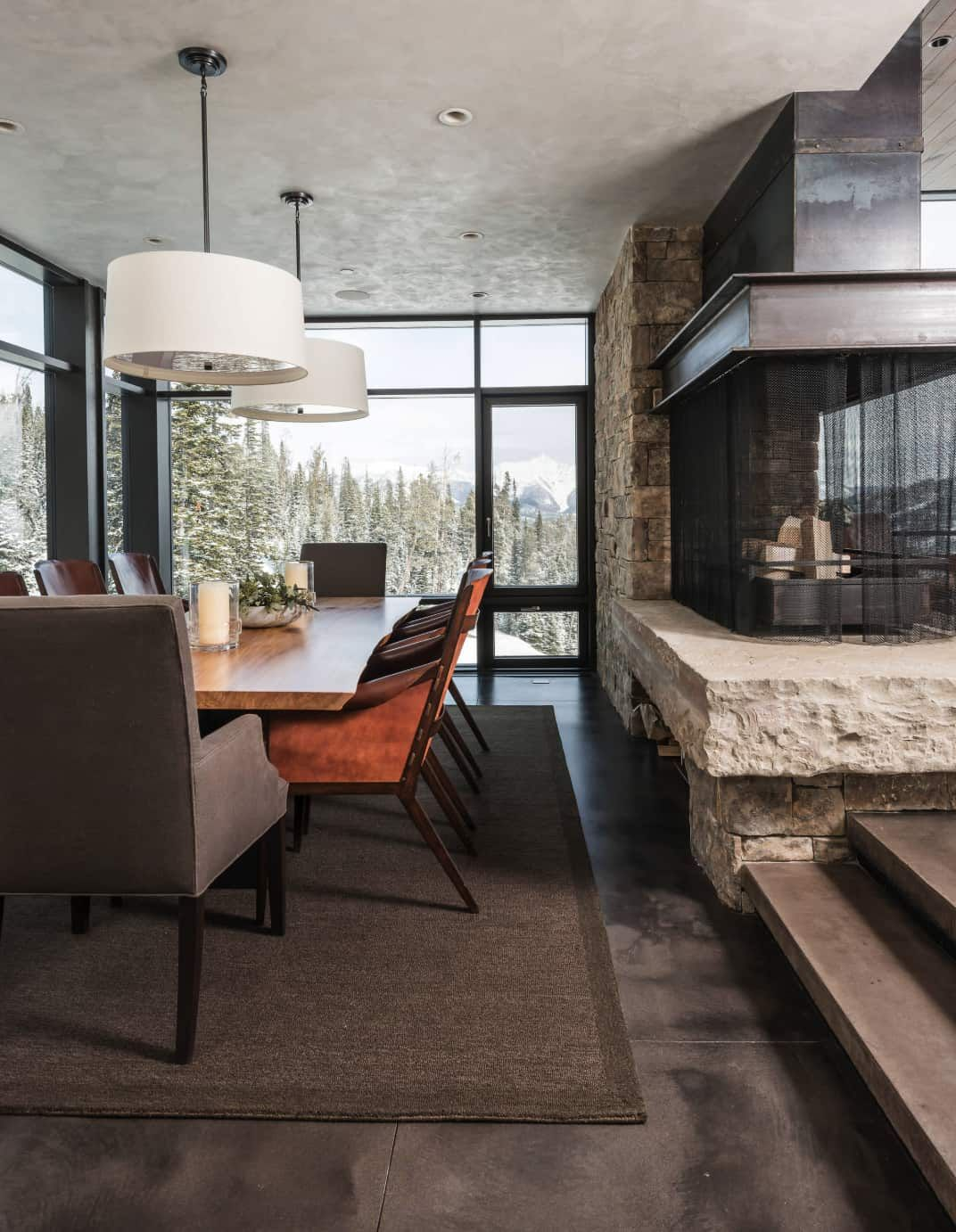 This Beathtaking Rocky Mountain Hideaway Is An Absolute