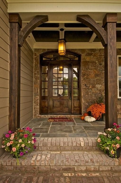 Pinnacle Home Builders I Love This Front Entry Way For