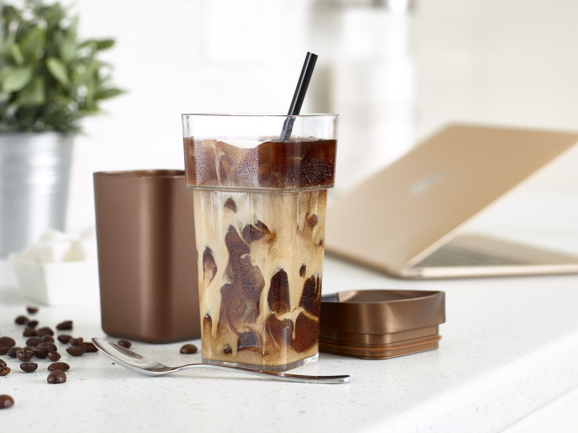 The Kafé in the Box is perfect for Cold Brew afficianados