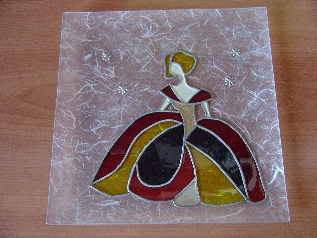 Como pintar meninas de marmolina o escayola como pintar for Cuadros de manualidades modernos